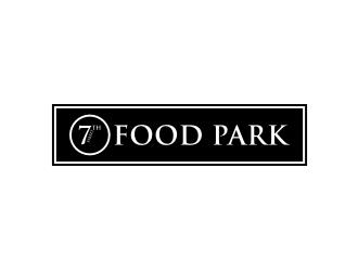 7th Street Food Park logo design by asyqh