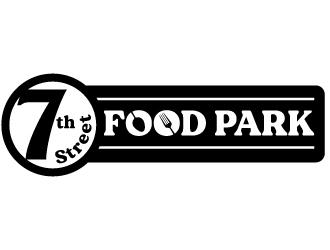 7th Street Food Park logo design by jaize