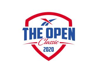 The Open CLASSIC logo design