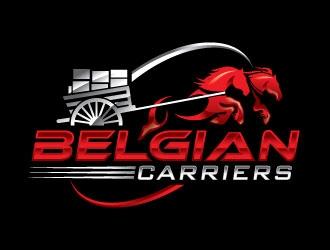 Belgian Carriers logo design