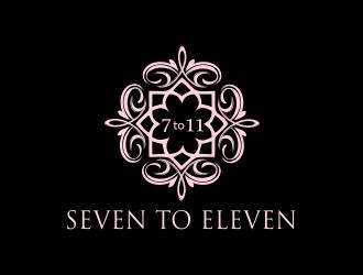 Seven to Eleven logo design