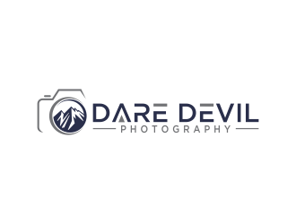 Daredevil Photography logo design