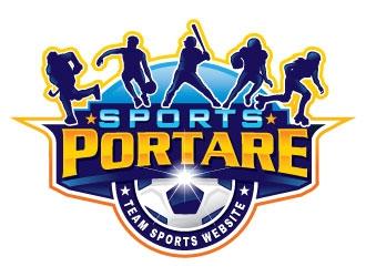 Sports Portare logo design winner