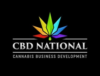 CBD National logo design