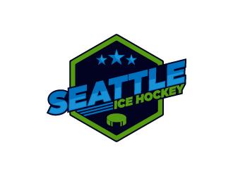 Seattle Ice Hockey logo design by fastsev