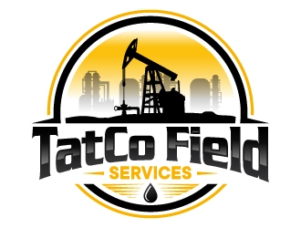TATCO Oilfield Services logo design