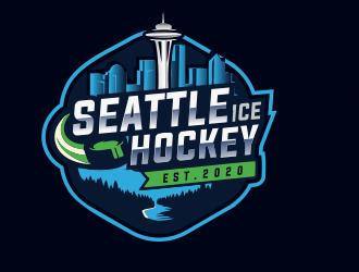 Seattle Ice Hockey logo design by mr_n