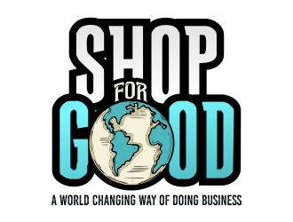 Shop for Good logo design