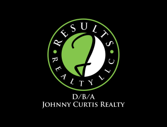 Johnny Curtis Realty logo design