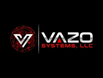 VAZO Systems, LLC logo design