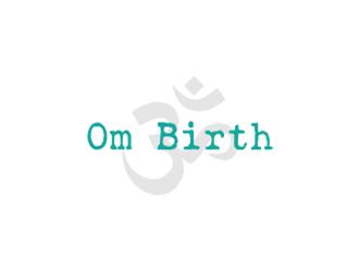 Om Birth logo design by sheila valencia