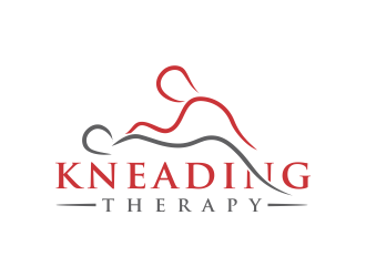 Kneading Therapy logo design