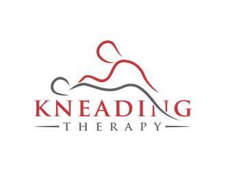 Kneading Therapy logo design