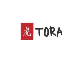 TORA logo design