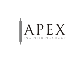 Apex Engineering Group logo design