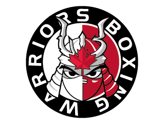 Warriors Boxing logo design by one9
