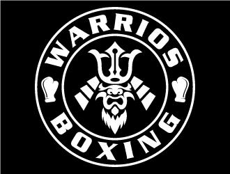 Warriors Boxing logo design by MUSANG
