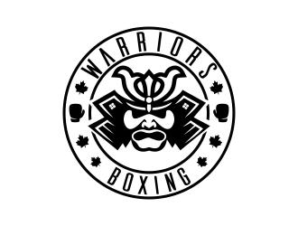 Warriors Boxing logo design by sitizen
