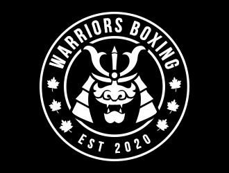 Warriors Boxing logo design by ProfessionalRoy
