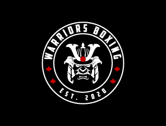 Warriors Boxing logo design by torresace