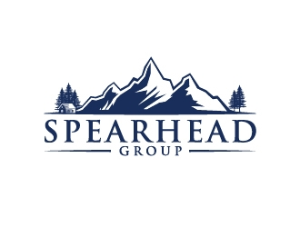 Spearhead Group logo design