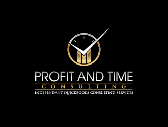 Profit and Time Consulting - Independent Accounting Software Consultant logo design
