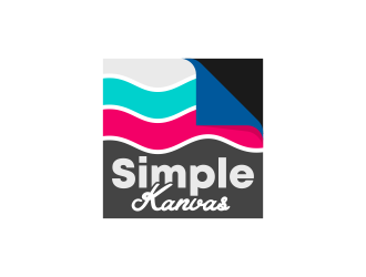 Simple Kanvas logo design