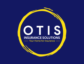 Otis Insurance Solutions logo design