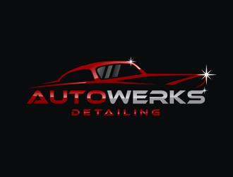 Autowerks logo design