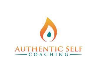 Authentic Self Coaching logo design