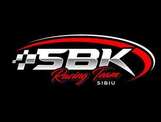 SBK Racing Team Sibiu logo design by jaize