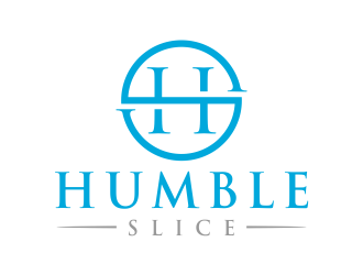 Humble Slice logo design by creator_studios