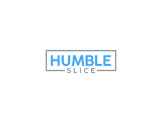 Humble Slice logo design by rian38