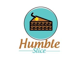 Humble Slice logo design by AamirKhan