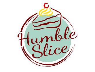 Humble Slice logo design by haze