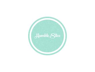 Humble Slice logo design by N3V4