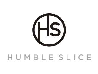 Humble Slice logo design by Franky.
