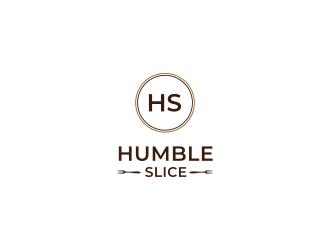 Humble Slice logo design by haidar