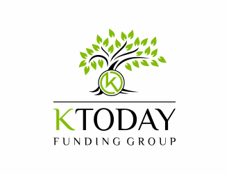 KTODAY FUNDING GROUP logo design