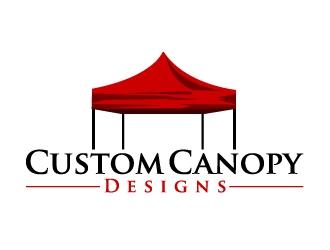 Custom Canopy Designs logo design