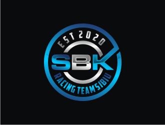SBK Racing Team Sibiu logo design by bricton