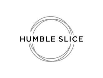 Humble Slice logo design by BlessedArt
