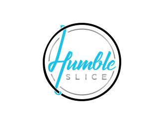 Humble Slice logo design by oke2angconcept