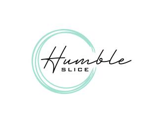 Humble Slice logo design by semar