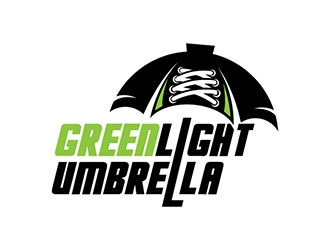 GreenLight Umbrella logo design
