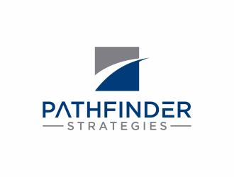 Pathfinder Strategies logo design