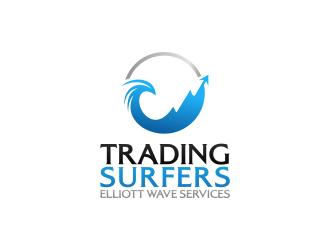 Trading Surfers logo design