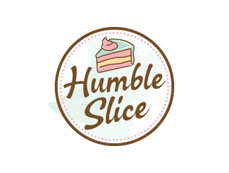 Humble Slice logo design by jaize