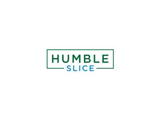 Humble Slice logo design by logitec