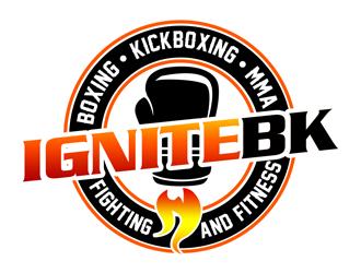 IGNITEBK logo design